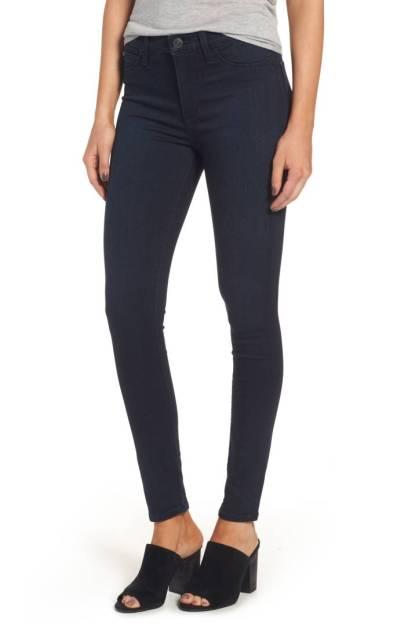 Hudson Jeans Barbara High Waist Super Skinny Jeans (Longevity) ($99.90) http://shopstyle.it/l/c18Q