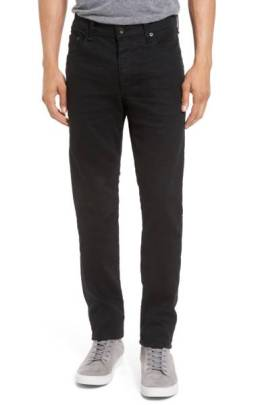 rag & bone Fit 2 Slim Fit Jeans (Black 3D) ($149.90) http://shopstyle.it/l/cNGS