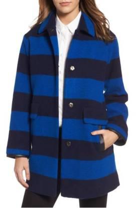 Pendleton Paul Bunyan Plaid Wool Blend Barn Coat ($233.90) http://shopstyle.it/l/dkvJ