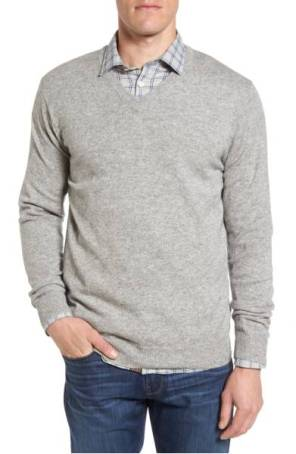 Rodd & Gunn 'inchbonnie' Wool & Cashmere V-Neck Sweater ($118.90) http://shopstyle.it/l/cNtr