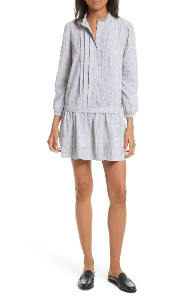 La Vie Rebecca Taylor Cotton Shirtdress ($196.90) http://shopstyle.it/l/c34S