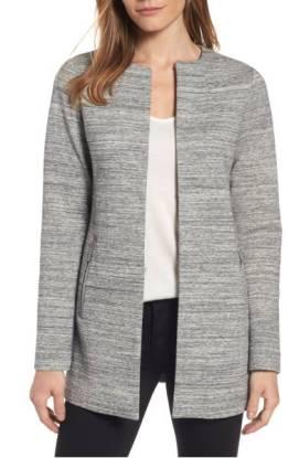 MICHAEL Michael Kors Textured Knit Topper ($125.90) http://shopstyle.it/l/dkvQ