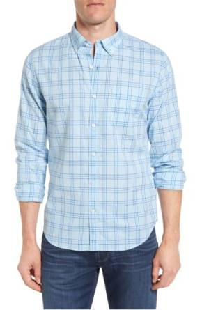 Bonobos Slim Fit Plaid Sport Shirt ($64.90) http://shopstyle.it/l/cNxO