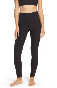 Beyond Yoga Can't Quilt You High Waist Leggings ($65.90) http://shopstyle.it/l/cPPE