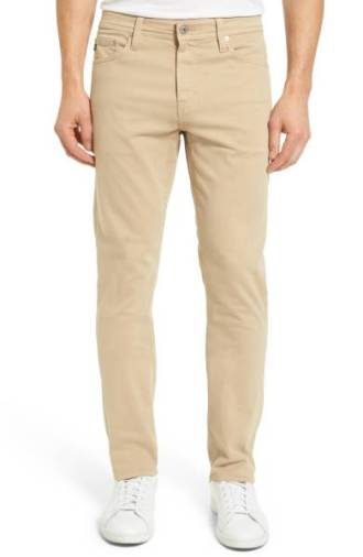 AG Jeans Everett SUD Slim Straight Fit Pants ($129.90) http://shopstyle.it/l/cNFg