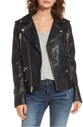 Levi's Faux Leather Moto Jacket ($99.90) http://shopstyle.it/l/dkrz