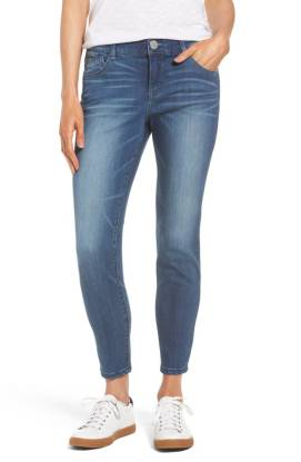 Wit & Wisdom Ab-solution Stretch Ankle Skinny ($44.90) http://shopstyle.it/l/c17c