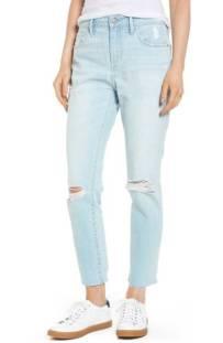 Treasure & Bond High Waist Ankle Skinny Jeans (Gravel Super Bleach) ($65.90) http://shopstyle.it/l/c15k