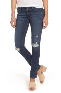 Hudson Jeans Collin Ripped Skinny Jeans (Taken) ($129.90) http://shopstyle.it/l/c16e