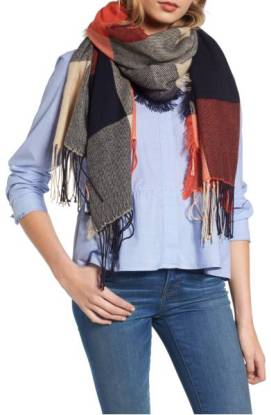 Madewell Checkmate Fringe Scarf ($38.90) http://shopstyle.it/l/cPHG