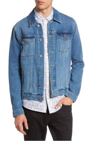Topman Griffin Denim Jacket ($49.90) http://shopstyle.it/l/cNte