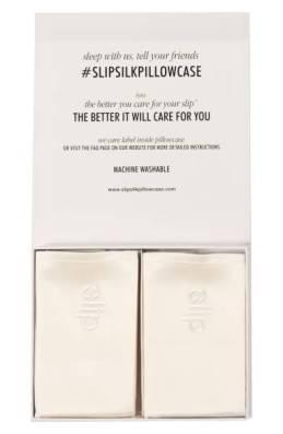Slip Silk Queen Pillowcase Duo $109 http://shopstyle.it/l/cKsU