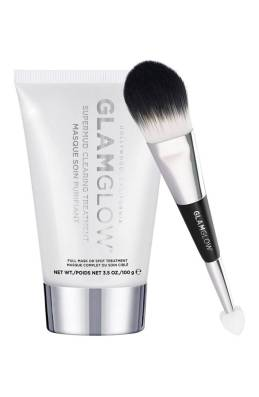 GlamGlow Supermud Clearing Treatment Pro Set $99 http://shopstyle.it/l/cKwT