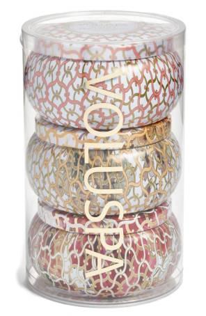 Voluspa Maison Blanc Two-Wick Tin Candle Set $29.50 http://shopstyle.it/l/cKsp