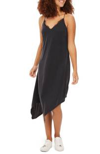 Topshop Asymmetrical Slipdress ($35.90) http://shopstyle.it/l/c3Zr