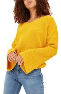 Topshop Lattice Back Sweater ($42.90) http://shopstyle.it/l/c0VK