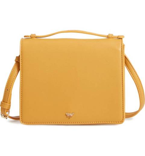 BP. Faux Leather Crossbody Bag ($29.90) http://shopstyle.it/l/cPk3