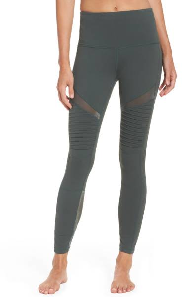 Zella Autumn High Waist Moto Ankle Leggings ($49.90) http://shopstyle.it/l/cPOz