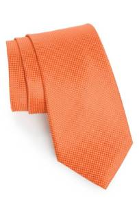 Nordstrom Men's Shop Micro Pin Dot Silk Tie ($32.90) http://shopstyle.it/l/cNSK