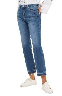 Topshop Dree Released Hem Flare Jeans ($49.90) http://shopstyle.it/l/c15b