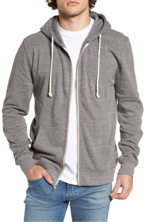 Threads for Thought Trim Fit Heathered Hoodie ($32.90) http://shopstyle.it/l/cNrM