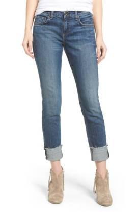 rag & bone / JEAN the Dre Released Hem Slim Boyfriend Jeans (Amelie) ($149.90) http://shopstyle.it/l/c14E