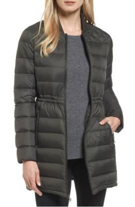 MICHAEL Michael Kors Packable Knit Trim Anorak ($109.90) http://shopstyle.it/l/dkzU
