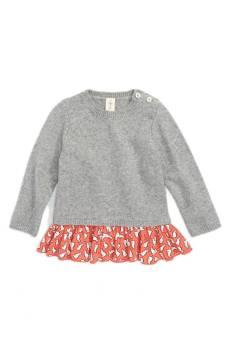 Tucker + Tate Ruffle Sweater ($25.90) http://shopstyle.it/l/cKKh