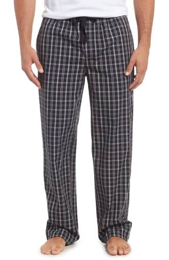 Nordstrom Men's Shop Poplin Lounge Pants ($22.90) http://shopstyle.it/l/cNFz