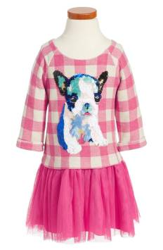 Pippa & Julie French Bulldog Embellished Dress ($31.90) http://shopstyle.it/l/cKLL
