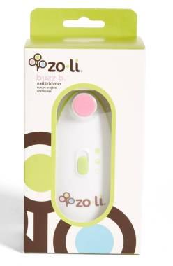 ZoLi 'Buzz B' Nail Trimmer, Replacement Pads & Storage Case ($26.90) http://shopstyle.it/l/cKJ5