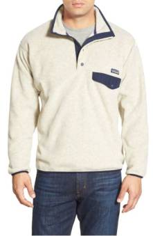 Patagonia 'Synchilla Snap-T' Pullover ($99.90) http://shopstyle.it/l/cNsZ