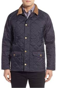 Barbour 'Canterdale' Slim-Fit Water-Resistant Diamond Quilted Jacket ($152.90) http://shopstyle.it/l/cNs6