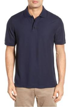 Nordstrom Men's Shop 'Classic' Regular Fit Pique Polo ($29.90) http://shopstyle.it/l/cNye