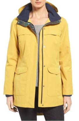 Pendleton Hooded Raincoat ($176.90) http://shopstyle.it/l/dkzn