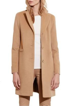 Lauren Ralph Lauren Wool Blend Reefer Coat ($139.90) http://shopstyle.it/l/dkvv