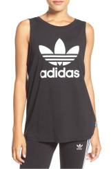 adidas Originals Trefoil Logo Relaxed Fit Tank ($21.90) http://shopstyle.it/l/cPRJ