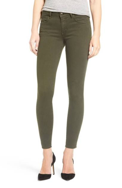 Joe's Icon Ankle Skinny Jeans ($99.90) http://shopstyle.it/l/c2ds