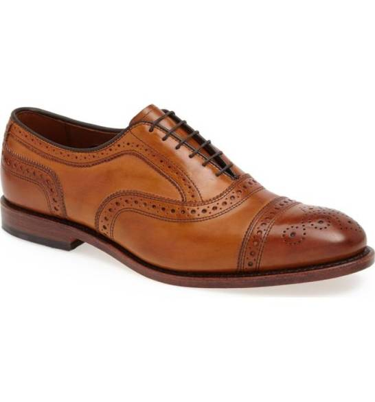 Allen Edmonds 'Strand' Cap Toe Oxford ($259.90) http://shopstyle.it/l/cNOS