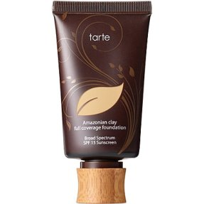 Tarte Amazonian Clay 12-Hour Full Coverage Foundation ($39) http://shopstyle.it/l/mJIz
